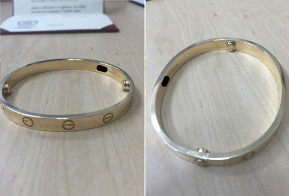 Real Product Photos On cartierlovestore.cn